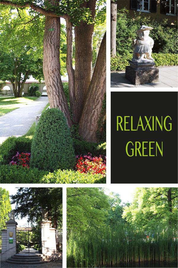 LieblingsPlätze: Relaxing green