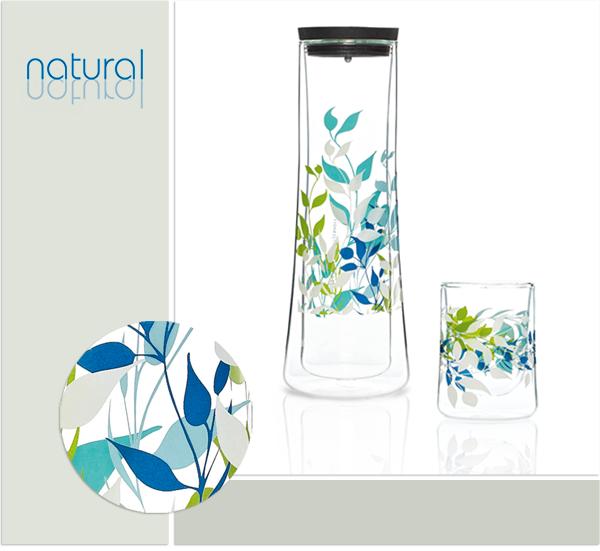 Neues Design - NATURAL von Angela Schiewer für Ritzenhoff