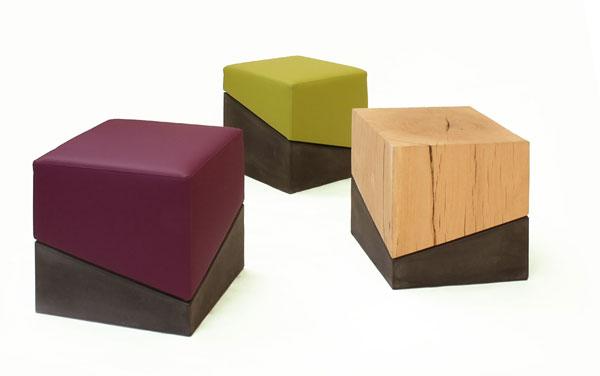 VARIO - Sitzobjekt von OTONO DESIGN