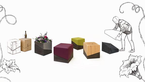 LieblingsProdukte: VARIO - Sitzobjekt von OTONO DESIGN