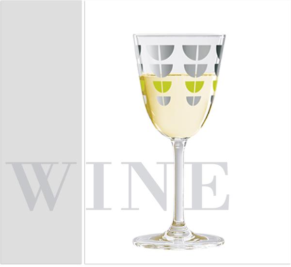 Neues Design - WINE von Angela Schiewer für Ritzenhoff