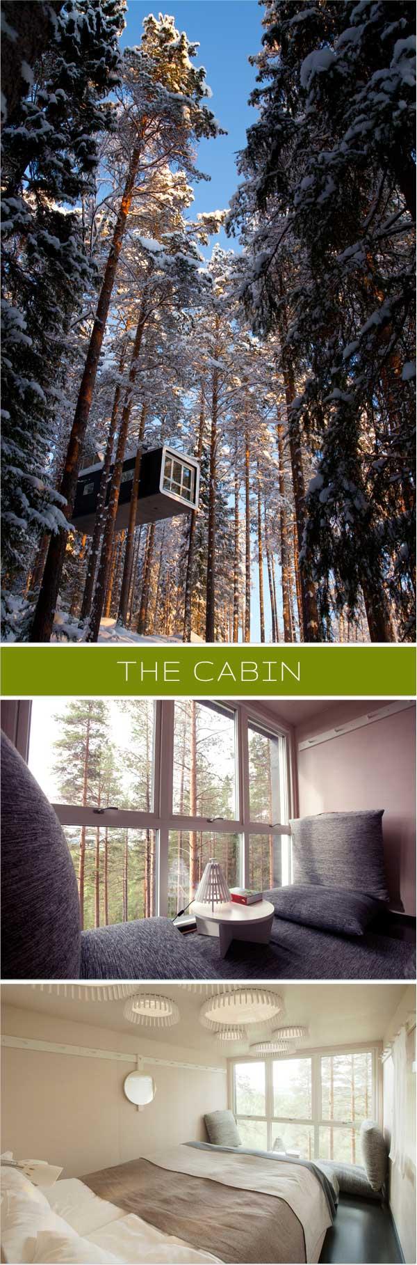 InnenAnsichten: Treehotel in Schweden