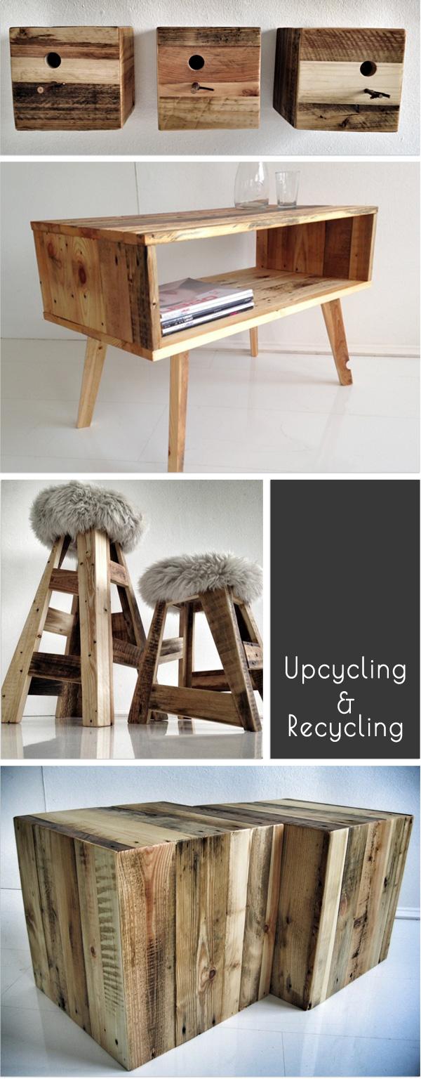 LieblingsProdukte: Upcycling - Möbel von Produktwerft