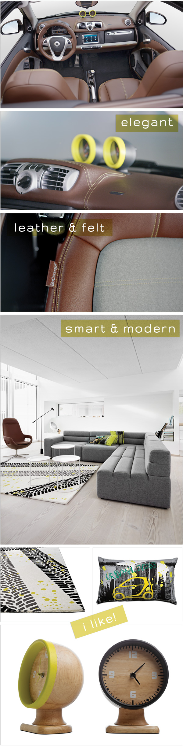 Style: smart & BoConcept