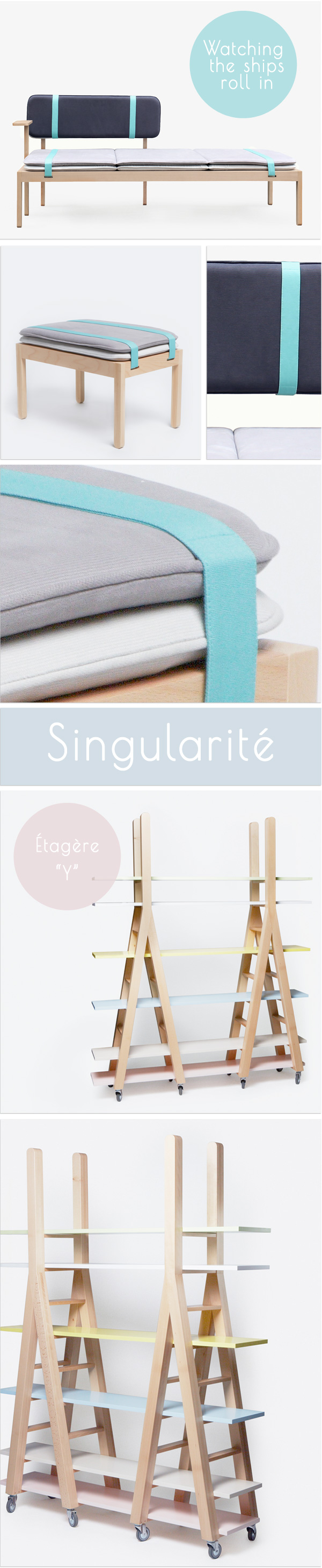 LieblingsProdukte: Singularité -