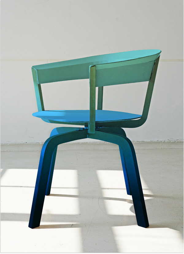 LieblingsProdukte: Bikini Wood Chair - Moroso - Preview 2013