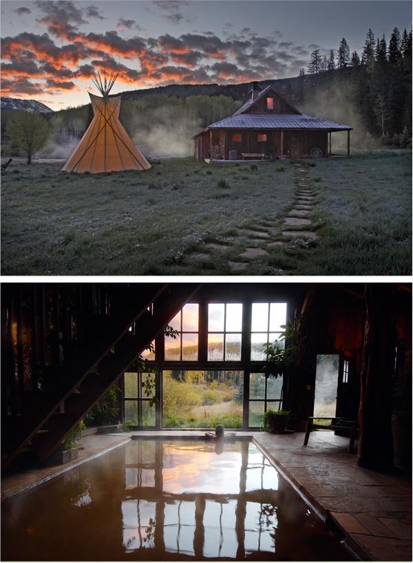 InnenAnsichten: Dunton Hot Springs - Colorado
