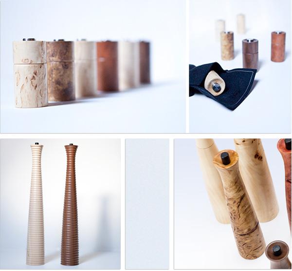 Schönheiten aus Holz von Alexander Ortlieb