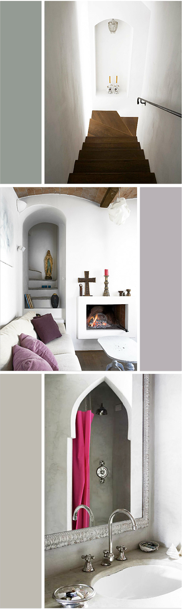 InnenAnsichten: Haus in Prato, Italien