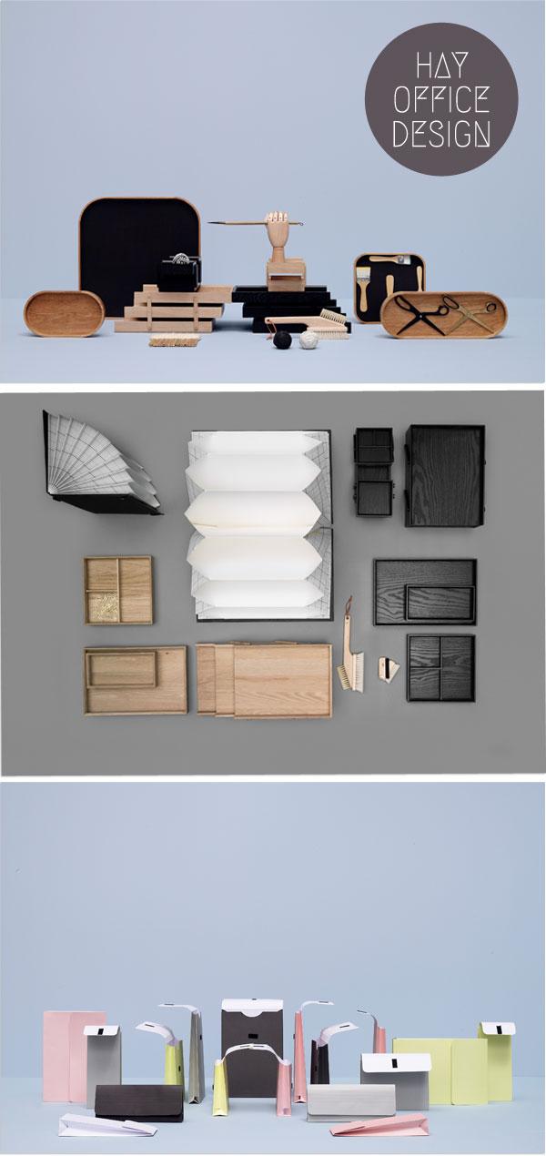 Style: HAY - Ein neuer Büro Look
