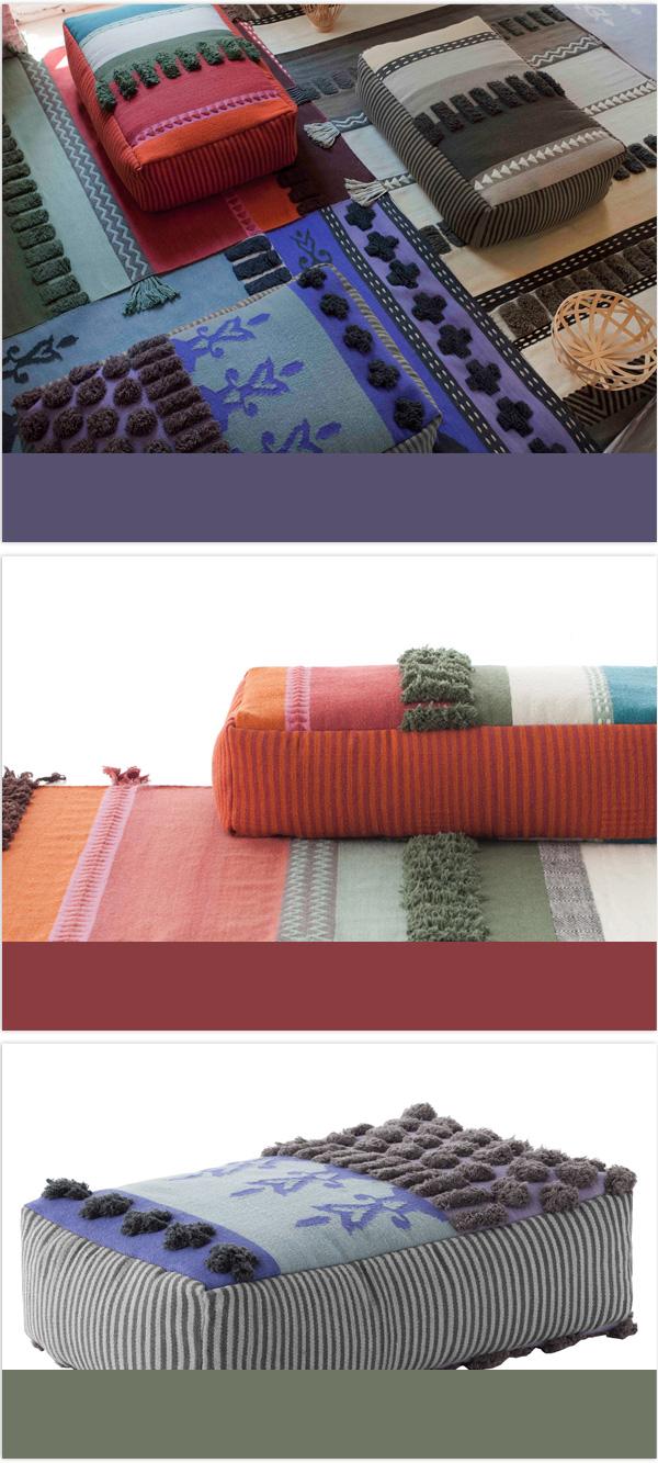 Style: Marokkanische Inspiration von Gan Rugs