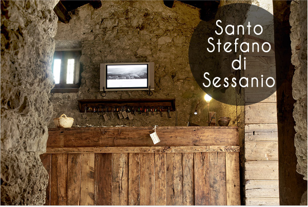 InnenAnsichten: Santo Stefano di Sessanio