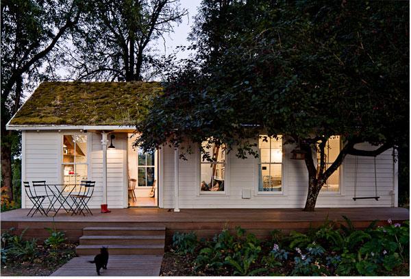 InnenAnsichten: Tiny House von Jessica Helgerson