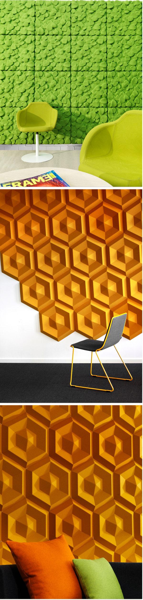 Leaf und Beehive von Designer Johan Lindstén