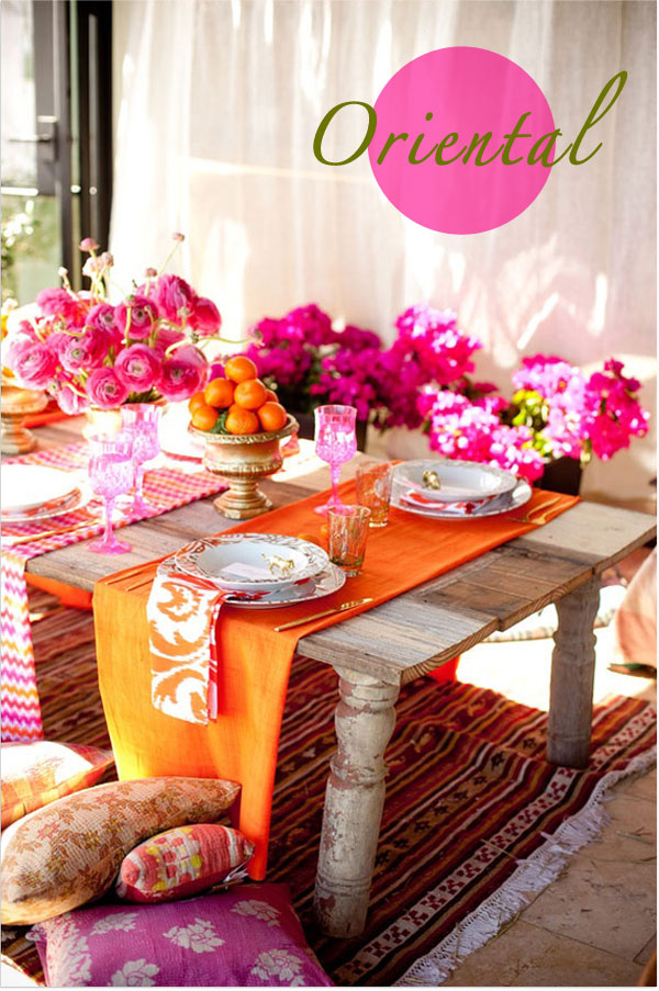 3 zauberhafte Outdoor-Dining Ideen!