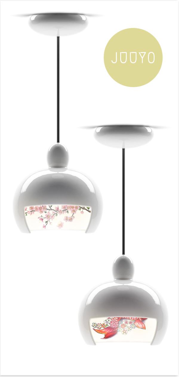 Lampe JUUYO von Lorenza Bozzoli für Moooi