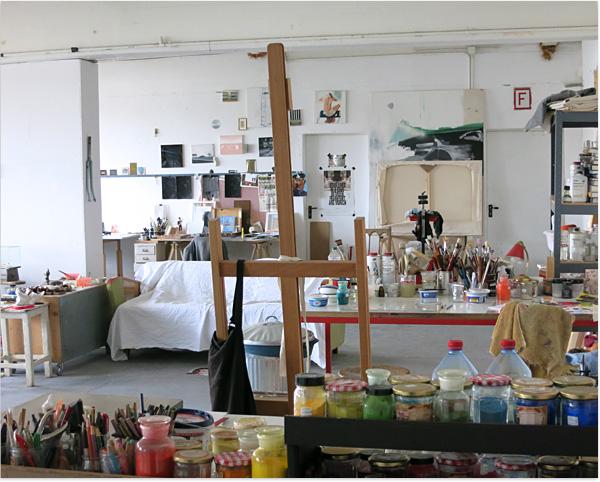 Zu Besuch in MI:HAUs Atelier
