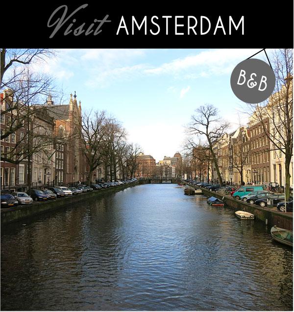 kamer 01 - das B&B in Amsterdam