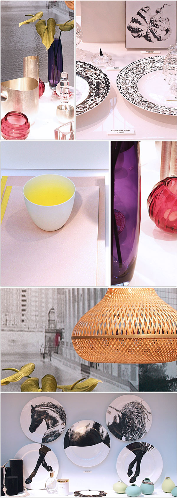 Interieur Farbtrends für 2014