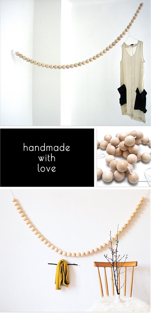 Garderobe Snake von 'design fürs heim'