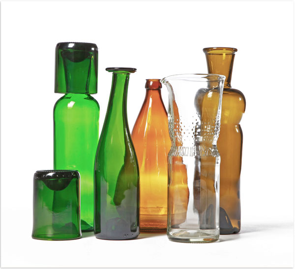 SAMESAME - Upcycled Glas