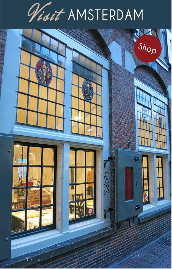 Ein Blick auf Droog Design in Amsterdam