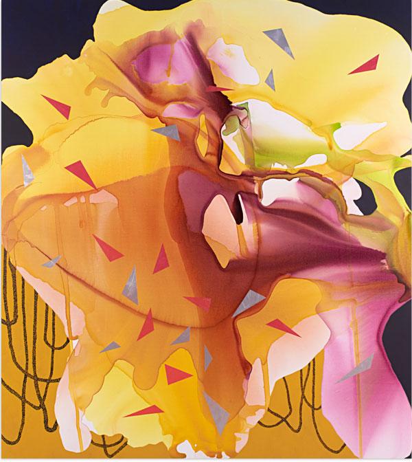 Die australische Künstlerin Lara Merrett