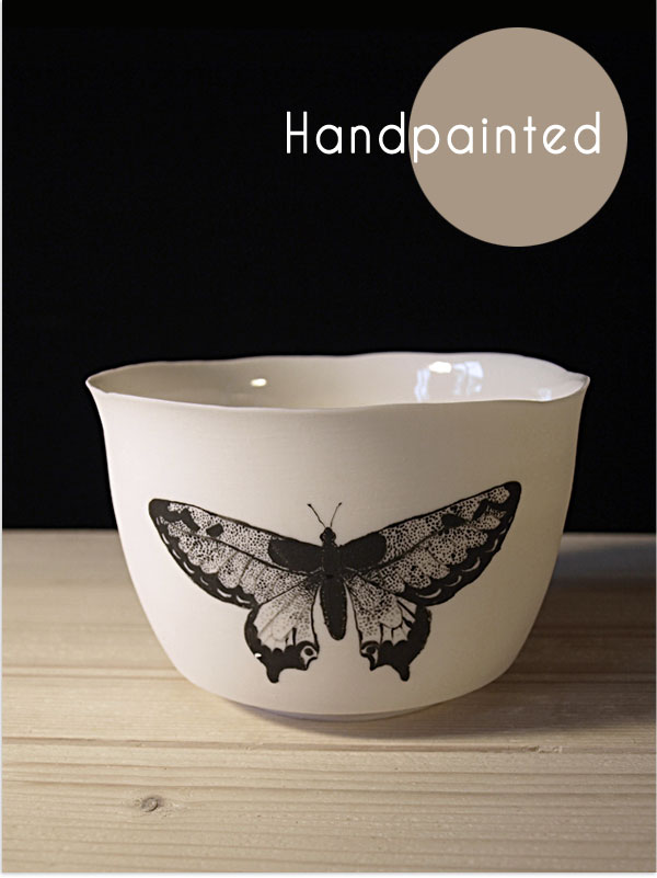 Handgefertigte Porzellanserie von Lukas Grewenig & Carolin Walch