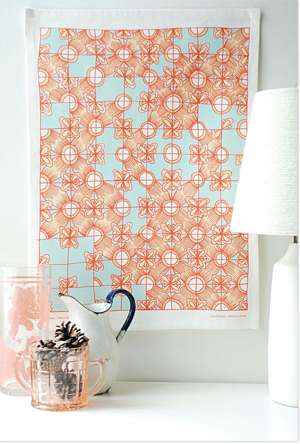 Avril Loreti's Textildesign