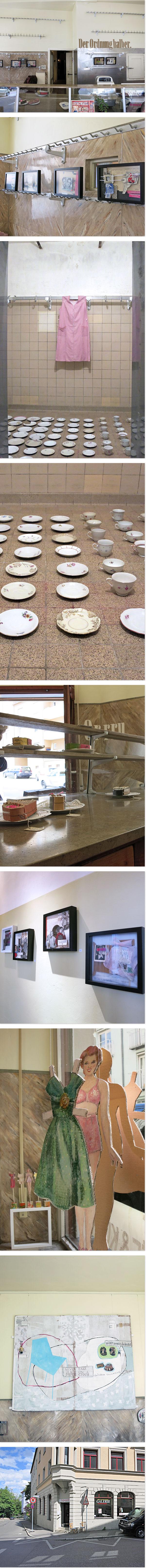 Extrawurst - die Kunstgalerie in einer ehemaligen Metzgerei