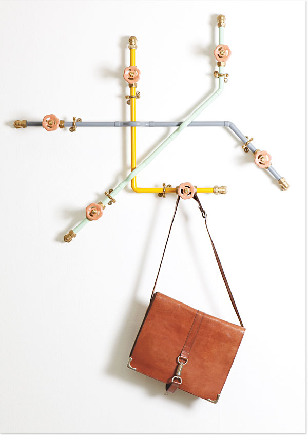 Coat Rack von Designer Nick Fraser