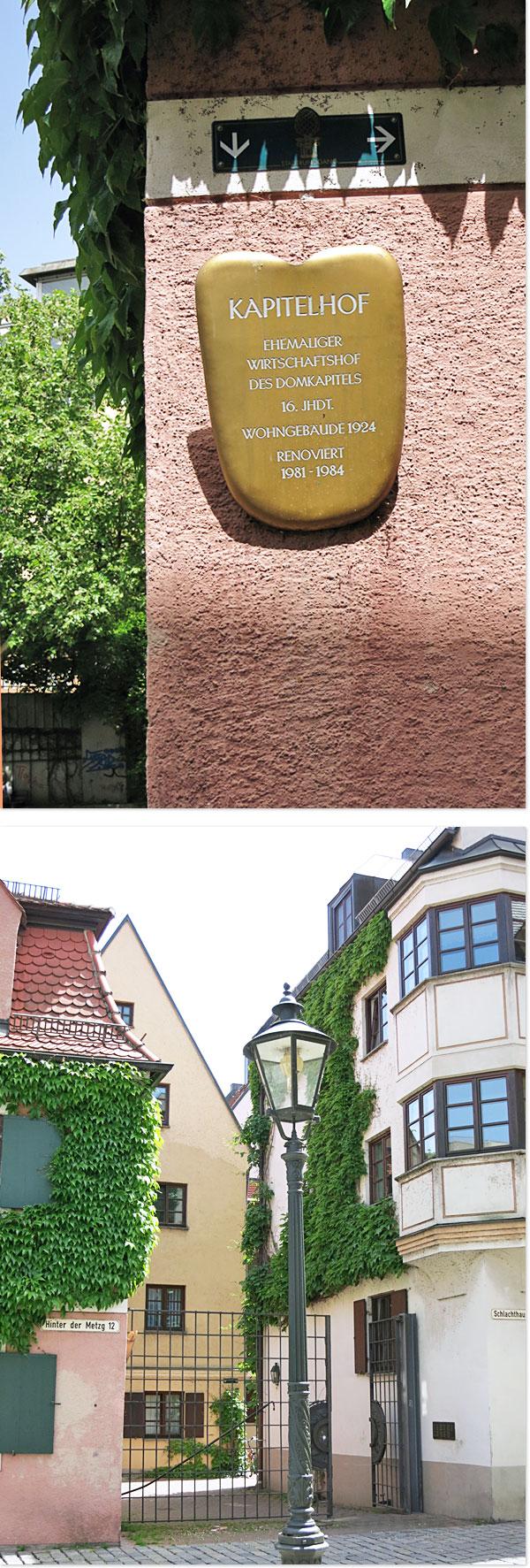 Bye bye Augsburg - Spaziergang durch die Stadt