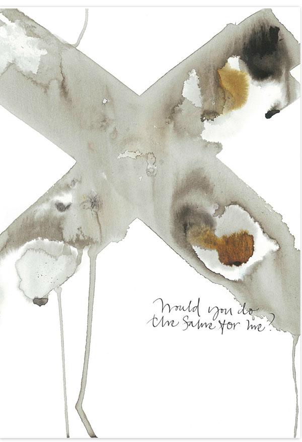 Ylva Skarp Design - Kalligrafie