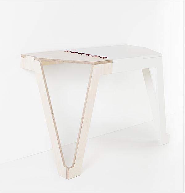 Metafilo von Formabilio - Stich für Stich ein Tisch