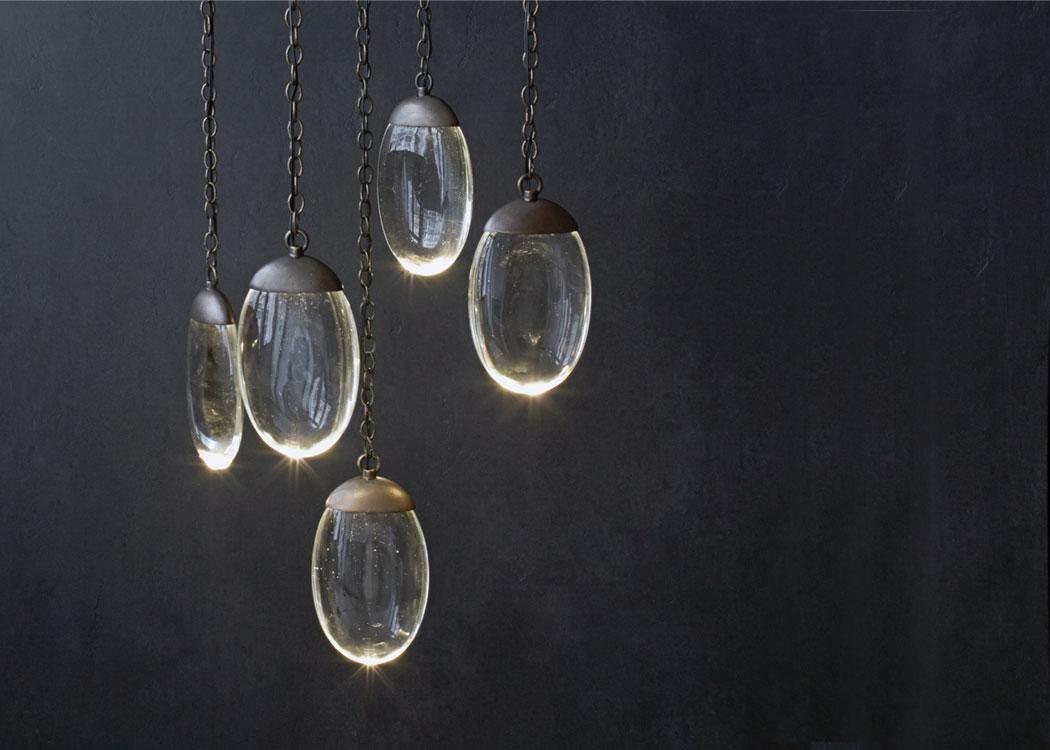 OCHRE Lampen - wie Schmuckstücke mit einer geheimnisvollen Ausstrahlung