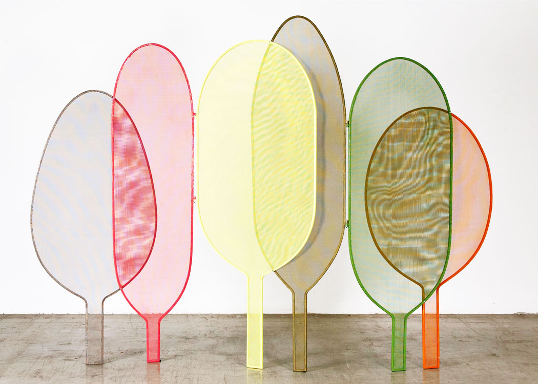Woodland von Seletti - ein Paravent der Designerin Alessandra Baldereschi