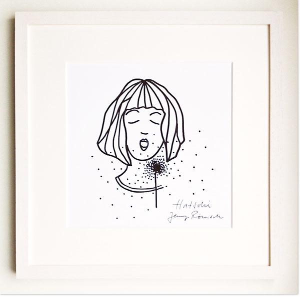 Jenny Römisch - Illustrationen voll Humor & Poesie