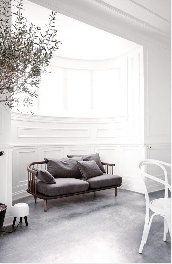 Kühle Schönheit - Das Vedbaek Haus von Norm