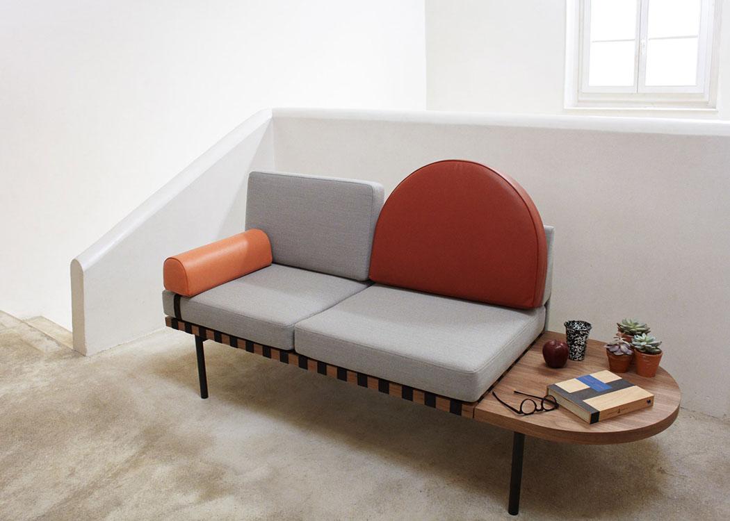 GRID Sofa von Petite Friture