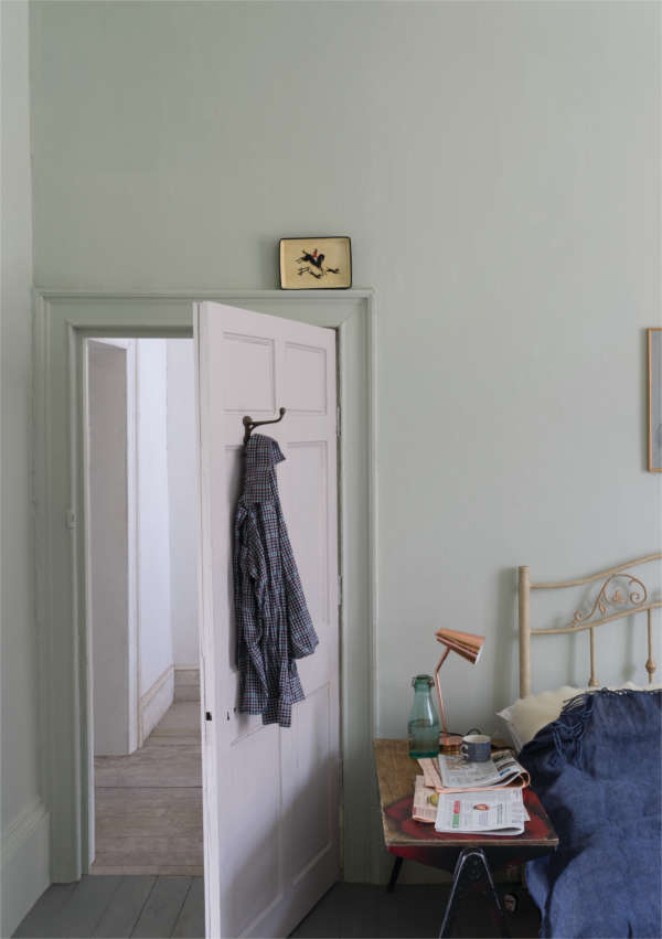 9 Neue Wandfarben & wie man die perfekte Abschlusskante malt