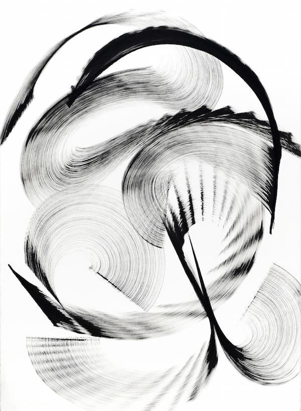 Künstler Thomas Hammer und seine tollen Tuschebilder