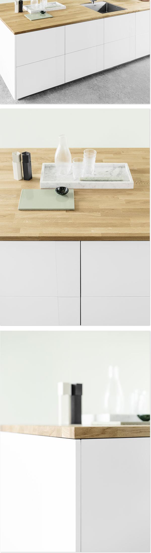 Wie sollte deine neue Küche aussehen?