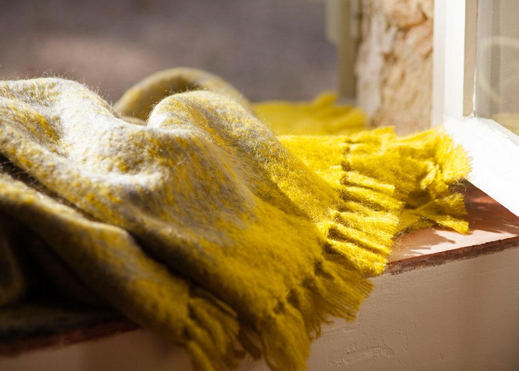 Kuschelzeit mit neuer Decke - Wow, friert ihr auch so?