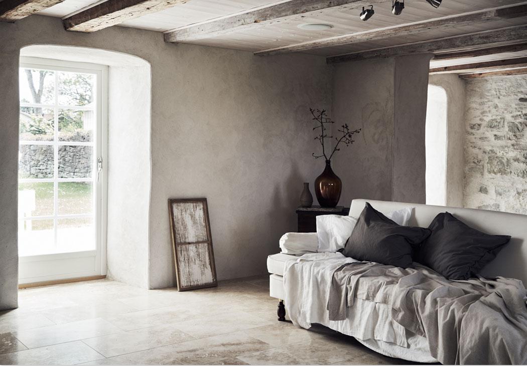 Ein Landhaus auf Gotland - Wellness für die Seele