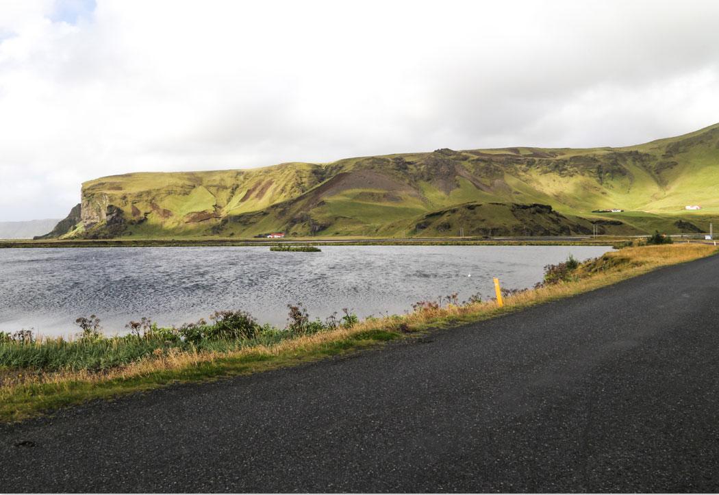 Island - einmal um die Insel