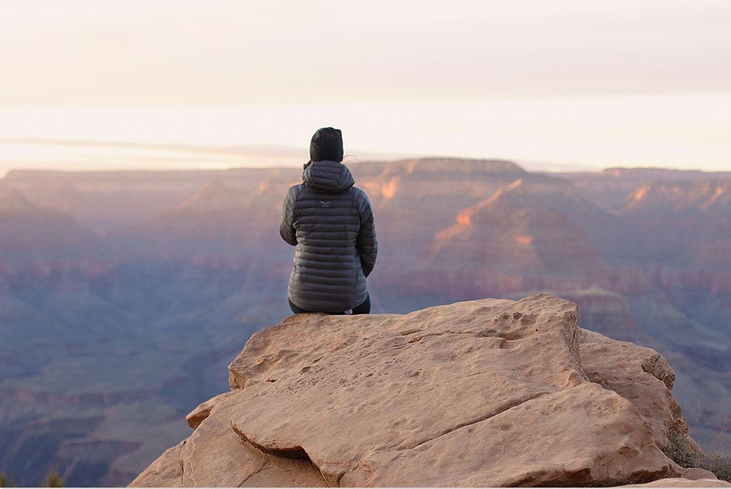 ROADTYPING - entstanden unterm Sternenhimmel und an einsamen Bergseen