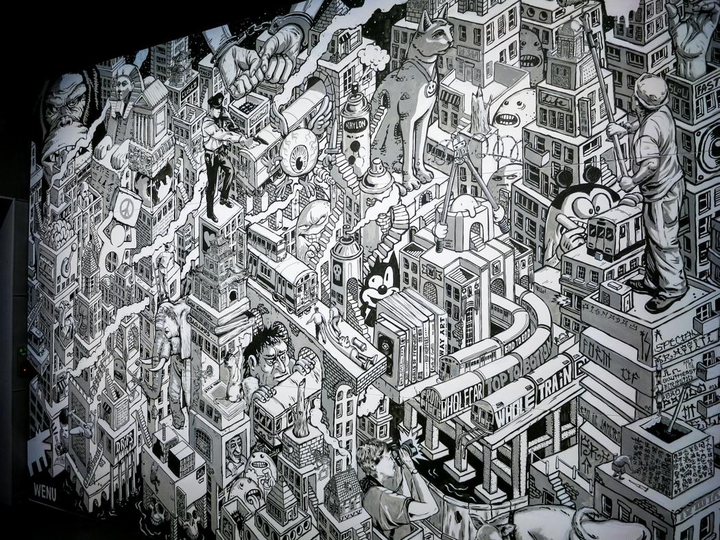 Magic City - eine magische Stadt