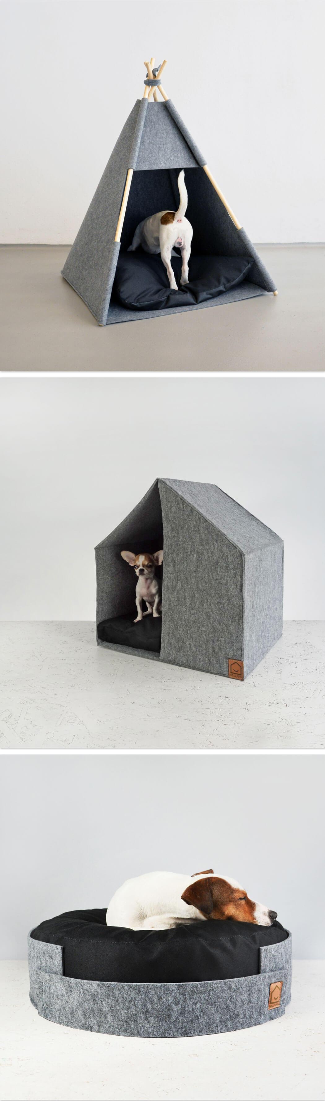 wie viele hundebetten hat eigentlich dein hund und sind. Black Bedroom Furniture Sets. Home Design Ideas