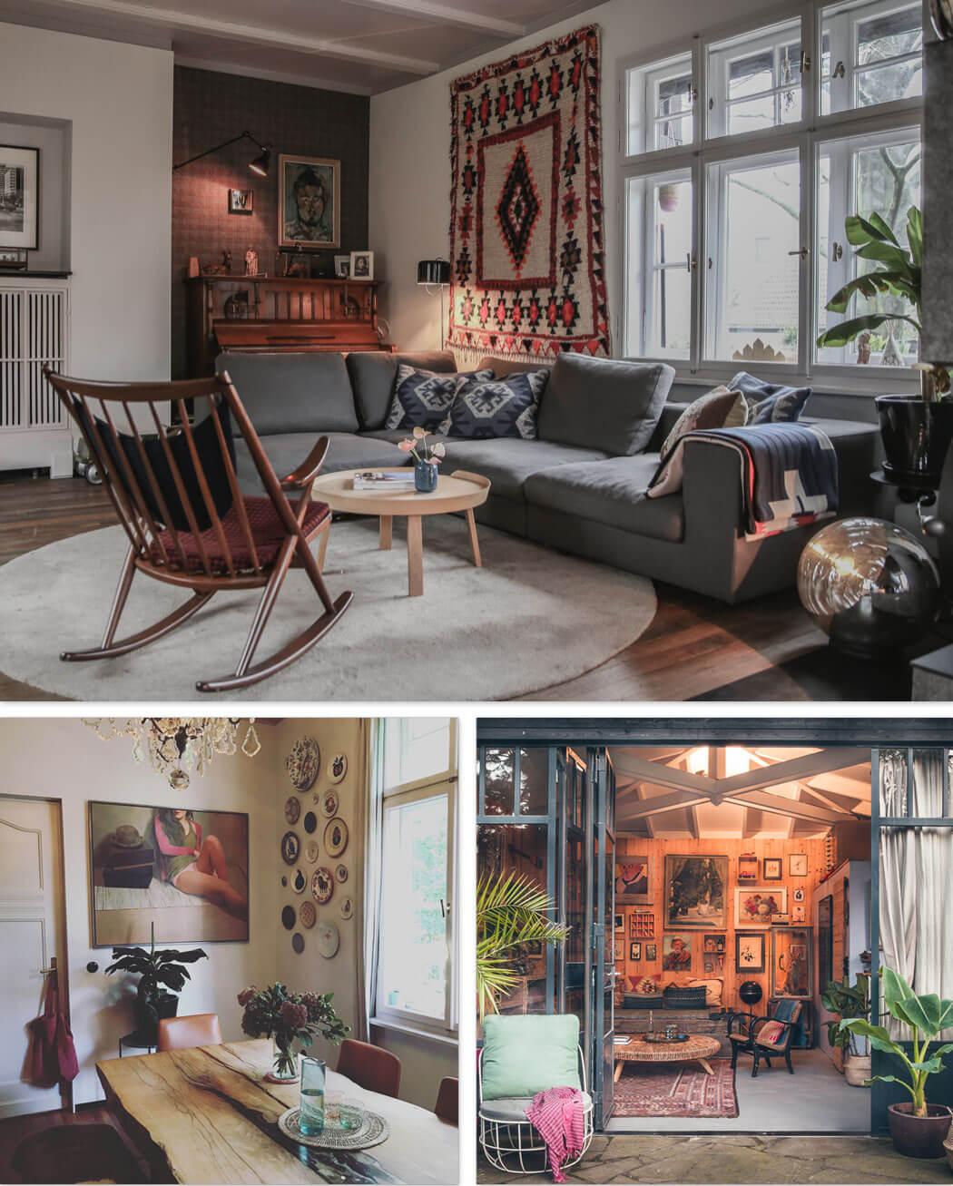 eigenen wohnstil finden 9 einfache wege. Black Bedroom Furniture Sets. Home Design Ideas