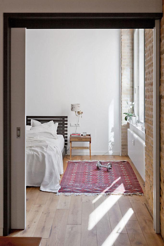 So wohnt man in einem Loft in Berlin